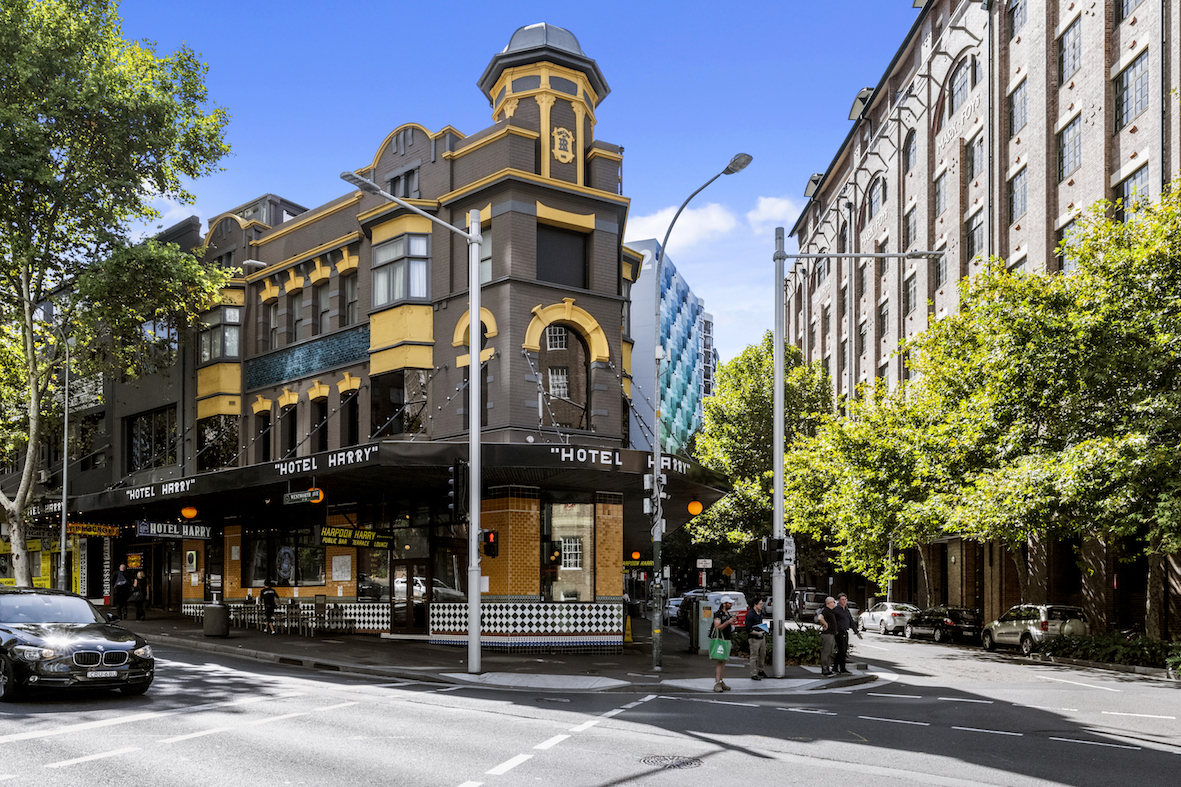 Hotel Harry (Sydney)