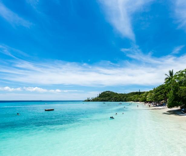 Lifou Beach (New Caledonia)