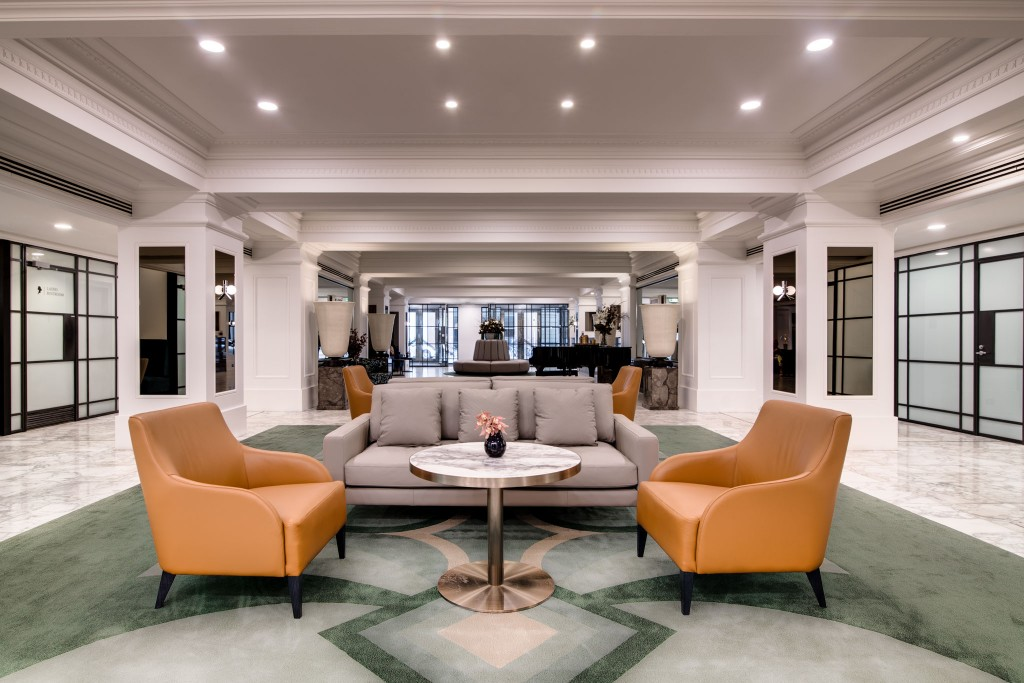 Savoy Hotel on Little Collins_lobby[9]