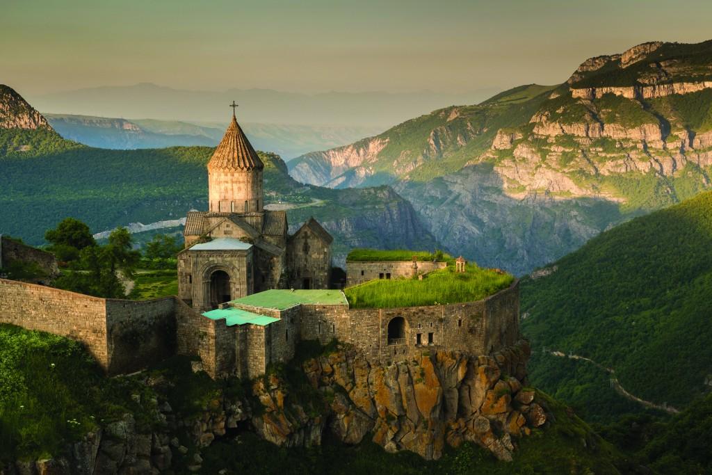 Tatev_Monastery-_Armenia_ PLS CREDIT RICHARD I'ANSON