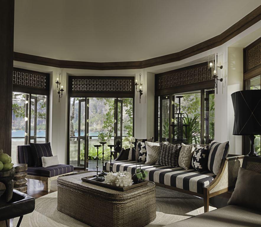 The Raitalay Villa Living Room