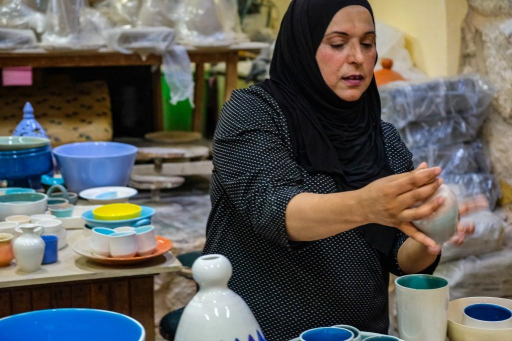 Trafalgar Iraq Al Amir Cooperative