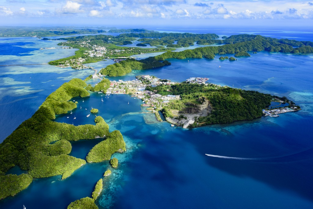 """In 2017, Palau was the first nation to change its immigration laws with the introduction of the """"Palau Pledge""""."""