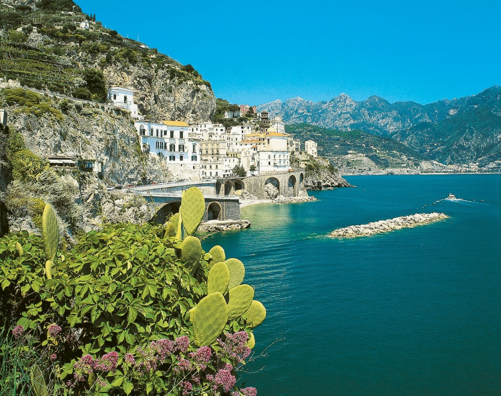 Stunning Amalfi Coastline