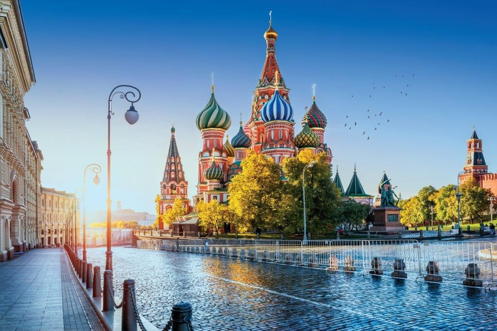 Luxury Gold - Remarkable Russia
