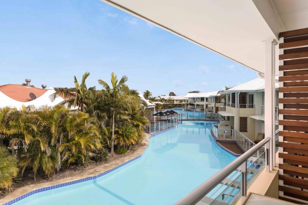 Oaks Pacific Blue Resort, Port Stephens