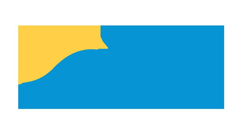 Tempo Logo Secondary Landscape Positive Colour RGB
