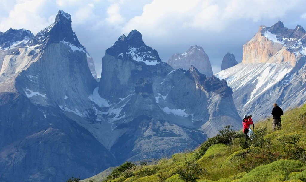 Torres del Paine - Chile, Adventure World Travel Lo Res