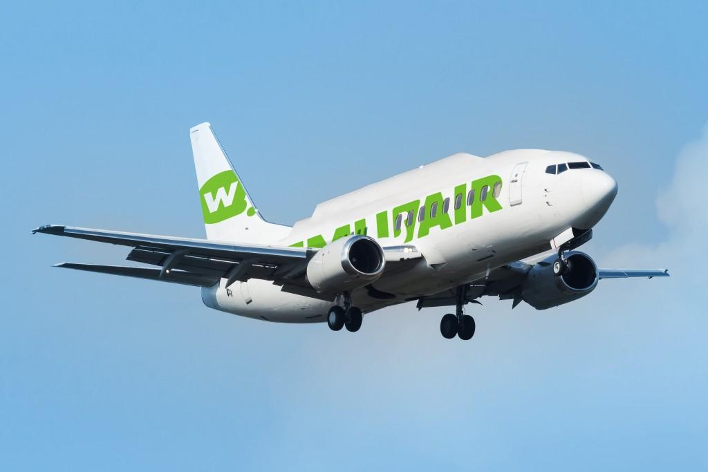 Wotif Emu Airlines Aeroplane