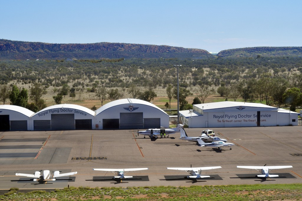 Make sure to incorporate a visit to the Royal Flying Doctors central operations facility in Alice Springs.