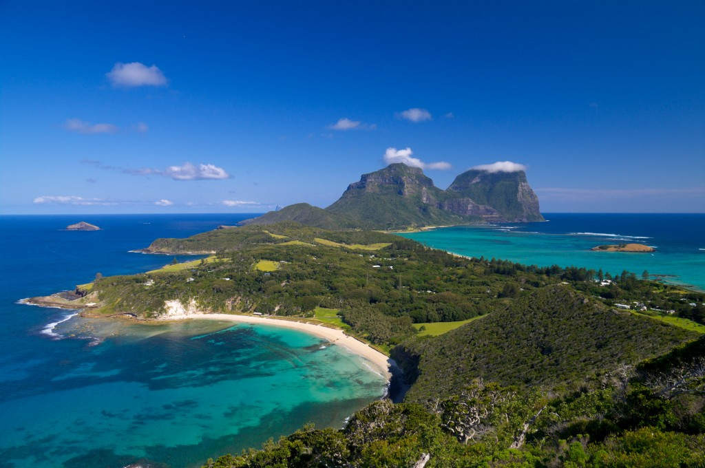 With PLAY, travellers can book five nights in Lord Howe Island, paying just over $60/week per person.