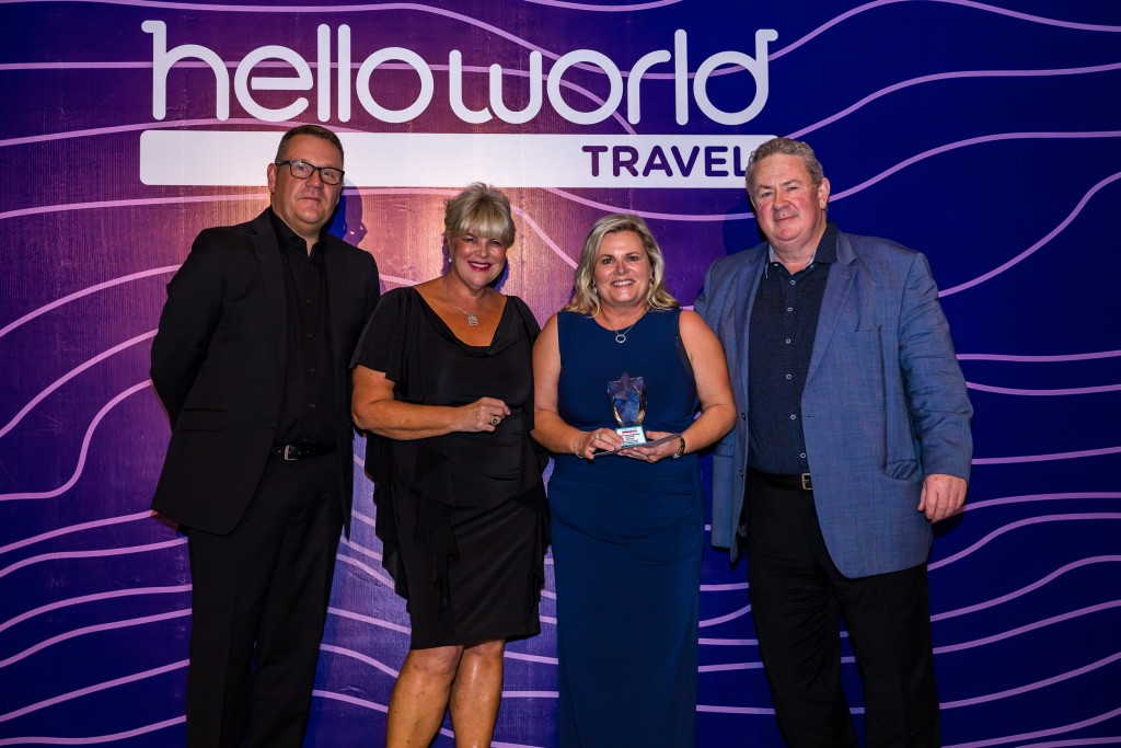 Helloworld Travel Awards
