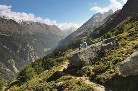 Alpine Passes Trail