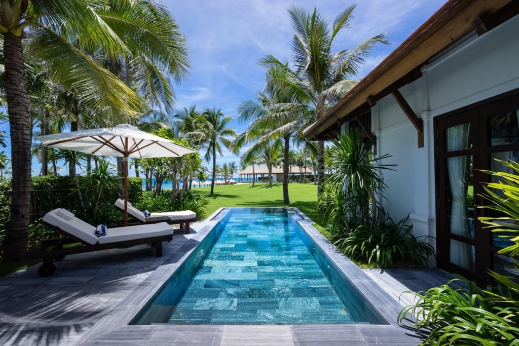 Anam private pool