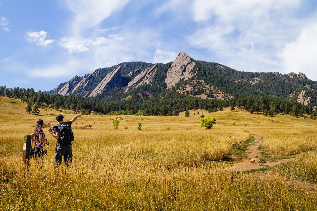 Boulder was the first city in the US to tax itself for funds to be used specifically for the acquisition and preservation of open space.