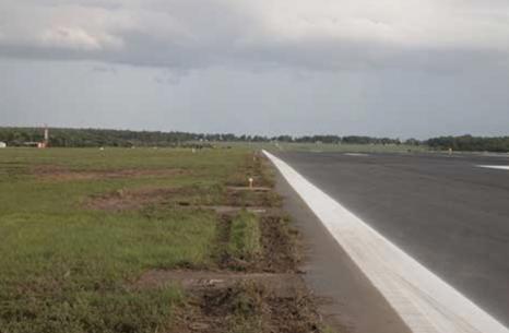Darwin Airport runway