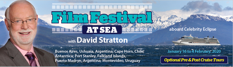 Film Festival at Sea