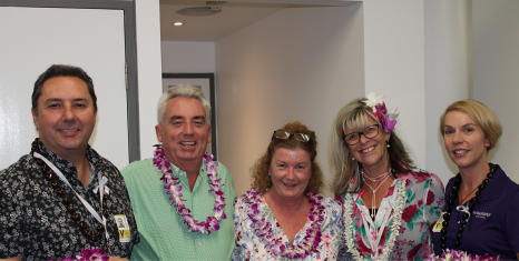 Hawaiian Airlines competition winners