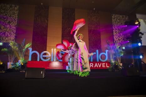 Helloworld welcome function, Vietnam [12]