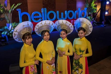 Helloworld welcome function, Vietnam [16]