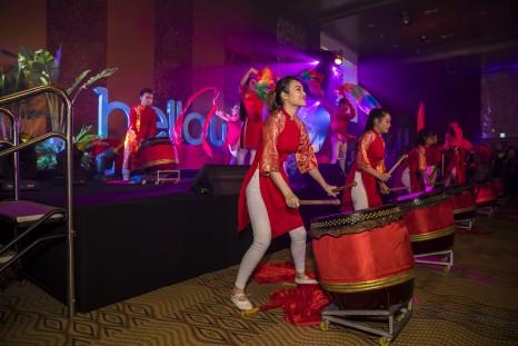 Helloworld welcome function, Vietnam [8]