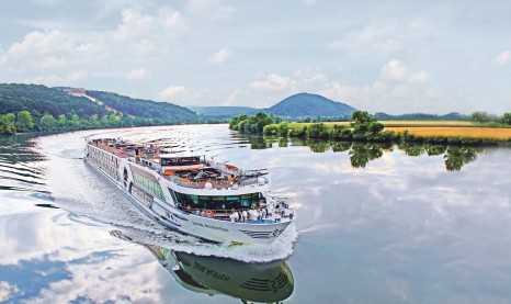 Jane Austen on the Danube (Riviera Travel)