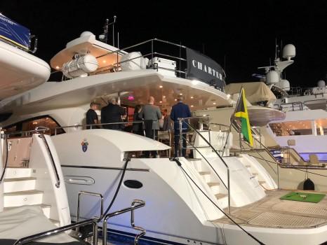 Luxperience x Ahoy Club superyacht Sophia