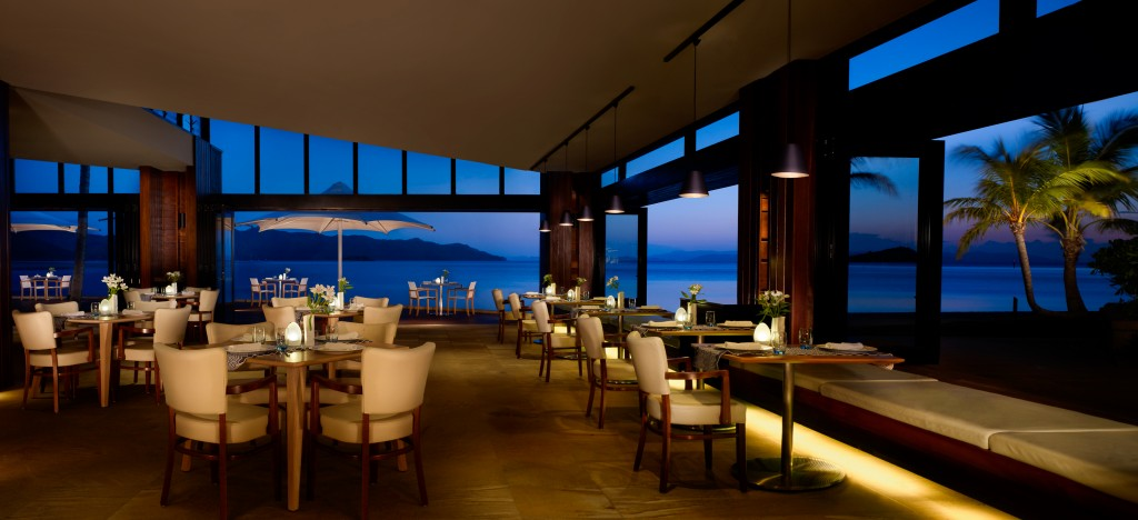 Pacific Restaurant_Interior - Hayman Island by InterContinental
