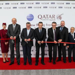 Qatar Airways debut direct Izmir flight