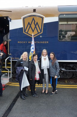 Rocky Mountaineer Learning Journey