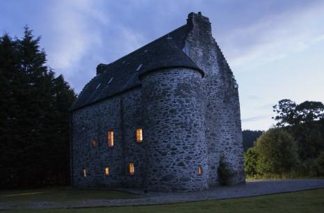 Romantic 16th Century Scottish Castle in The Glen, United Kingdom (Airbnb) [1]