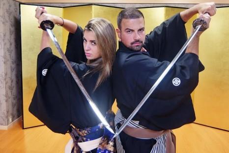 Samurai class in Kyoto