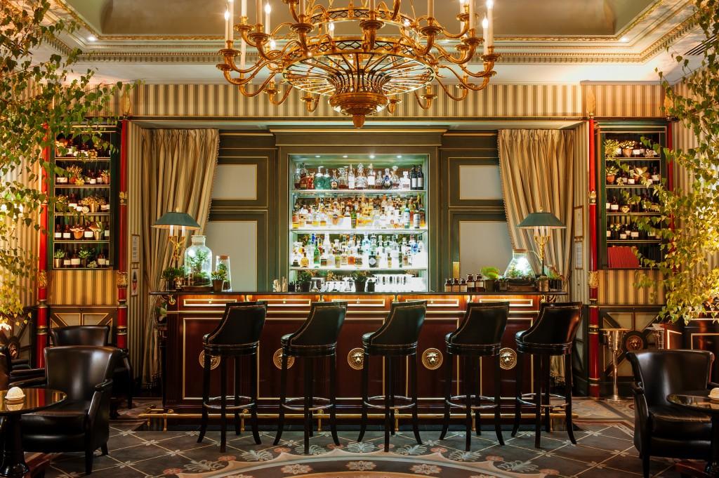 Shangri-La Hotel, Paris- Bar Botaniste-©Skiss-21
