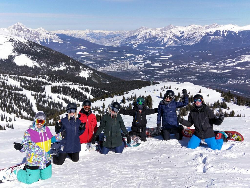 Sno'n'Ski Mega Fam Marmot Basin