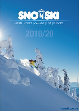Sno'n'Ski Ski Northern Hemisphere Broch 19