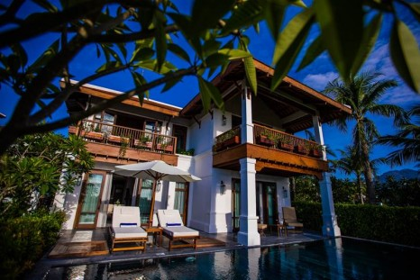 The Anam spa villa