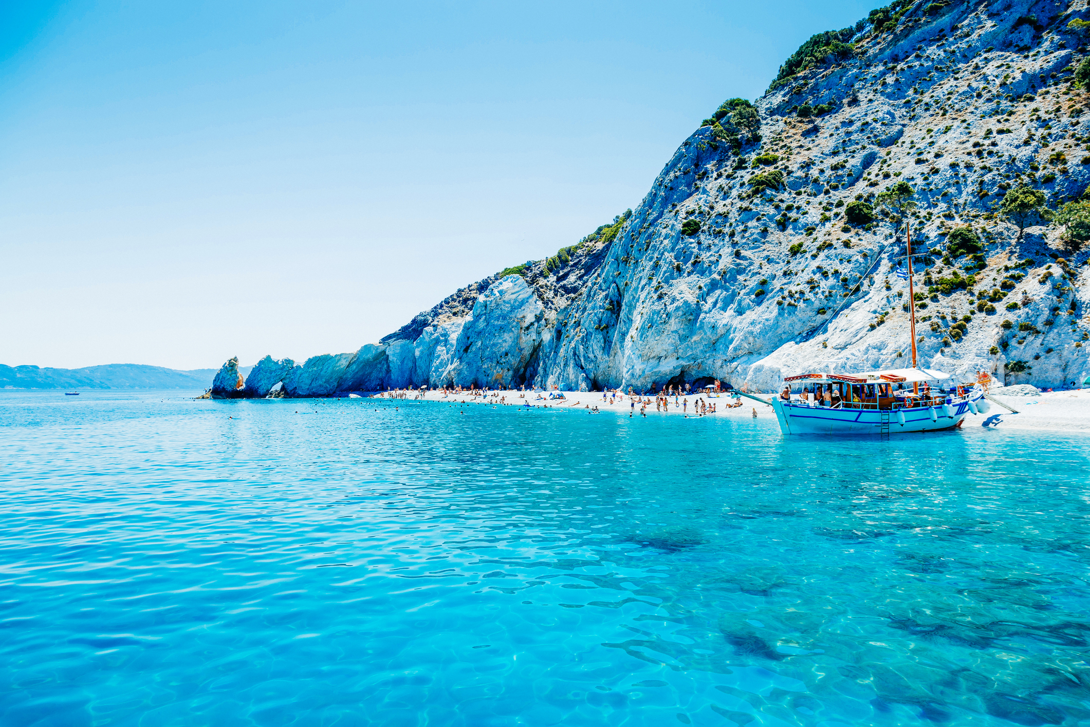 Three truly awesome places to visit in Greece