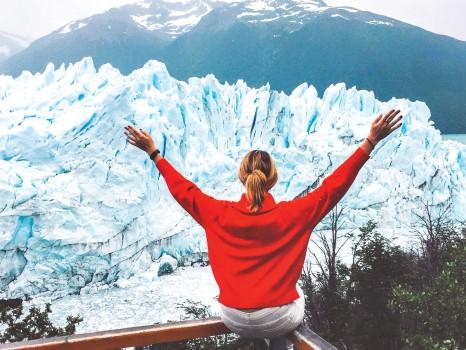 iigorskaya Glacier Perito Moreno Patagonia