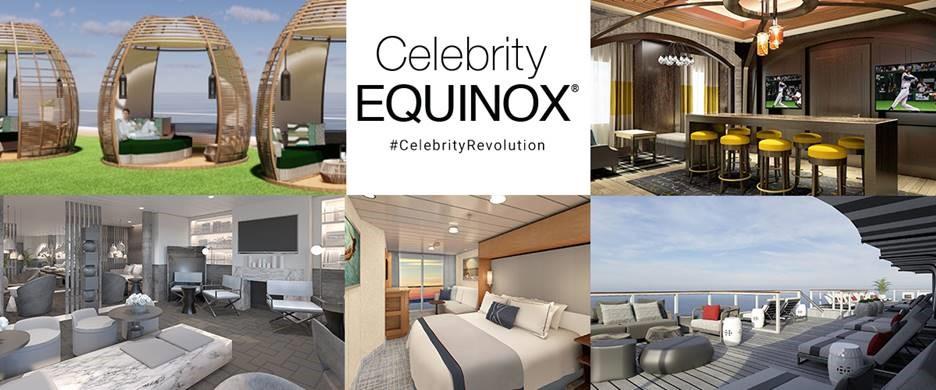 Celebrity Equinox modernisation