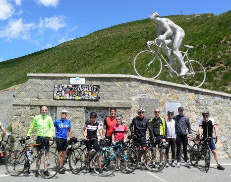 Col du Tourmalet (UTracks)