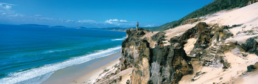 Cooloola coastline_Eric_Taylor_Tourism&Events_QLD