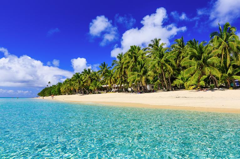 Dravuni Island - credit - Shutterstock