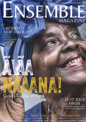 Ensemble magazine