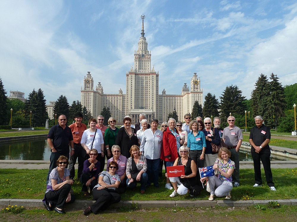 Group in Moscow, Dennis Bunnik