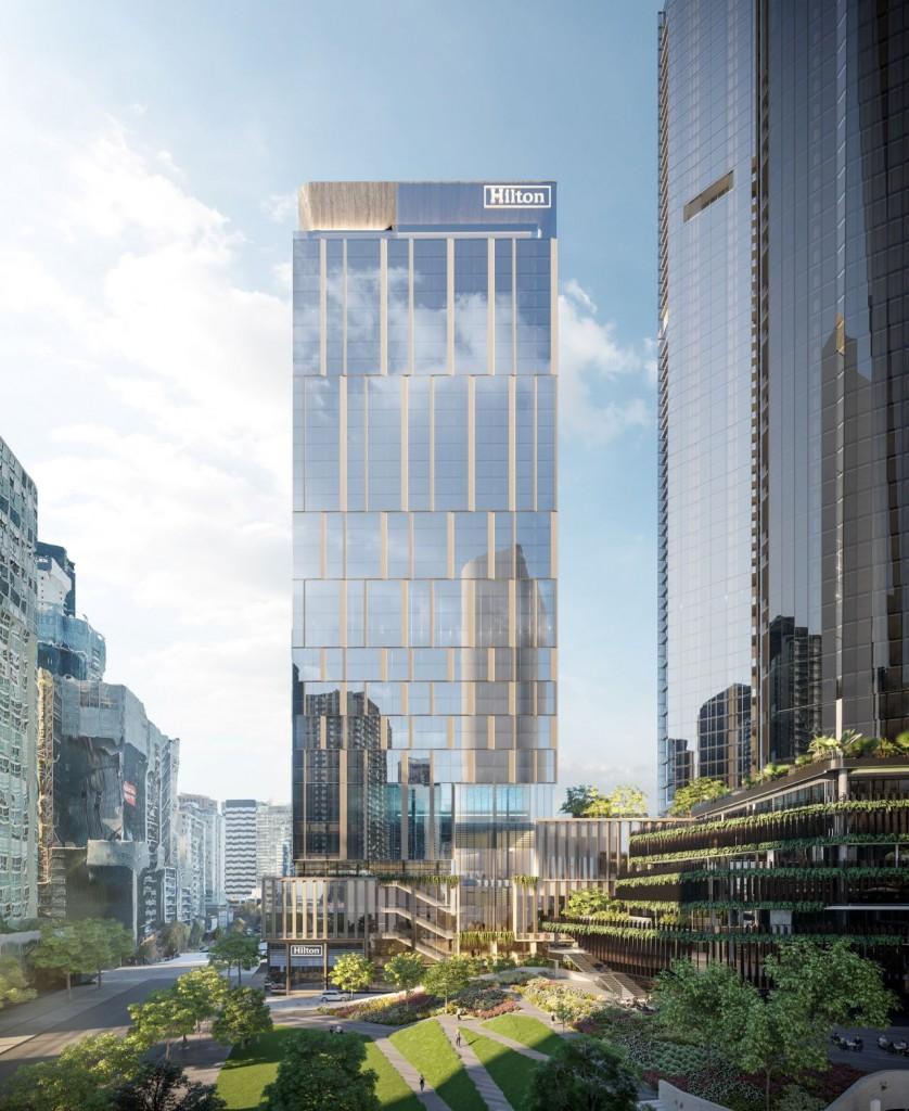 Hilton Melbourne Square