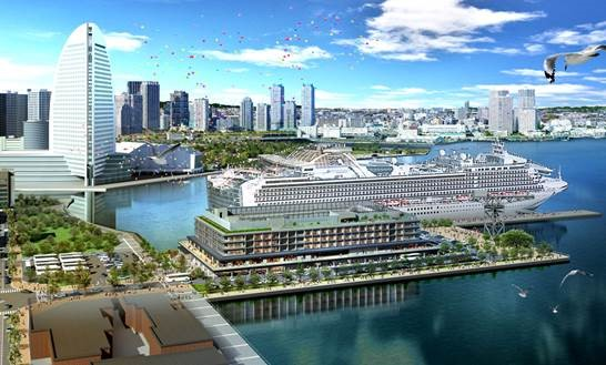 IHG InterContinental hotel in Yokohama