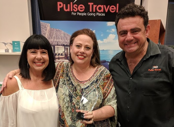 Lisa Betts joining Pulse Travel's Diamond Club
