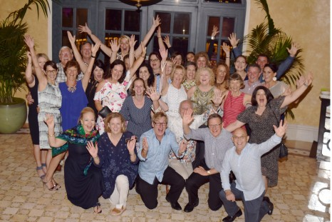MTA advisors and head office team at Virtuoso Travel Week 2018