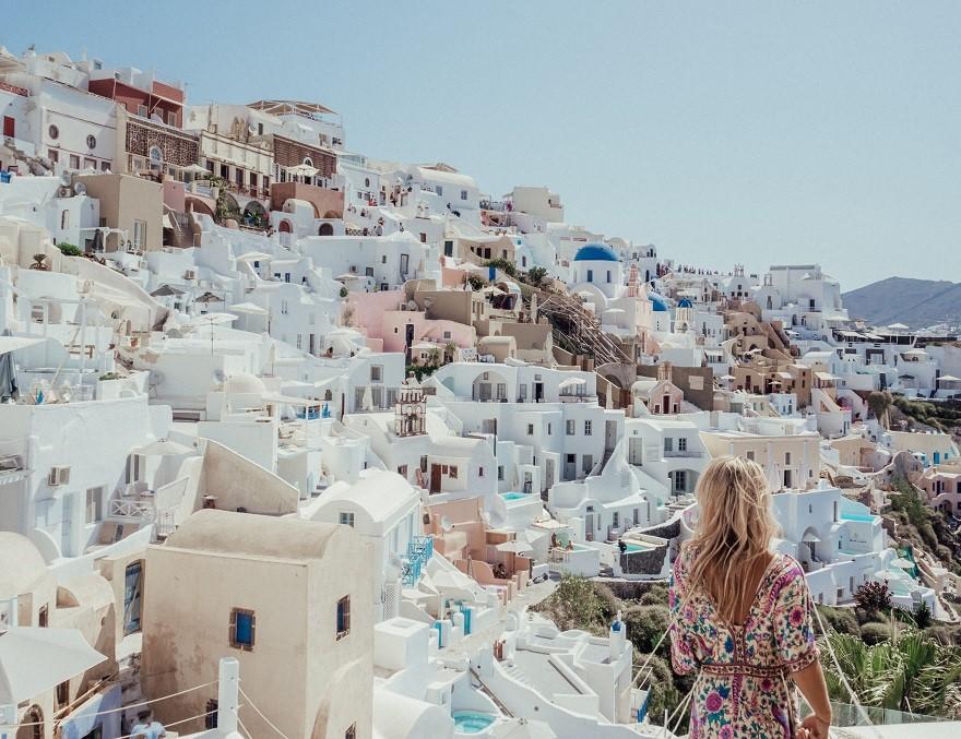 Santorini sml