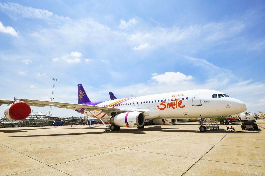 THAI Smile Airways A320